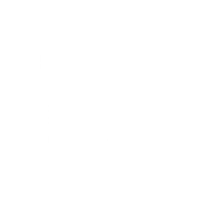 Export troughout Europe