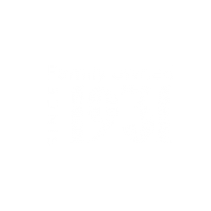 Family owned since 1931